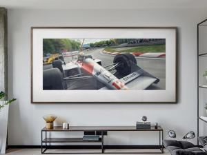 The Best And The Rest - Artwork - Large Print Unframed image 2 on GreatBritishMotorShows.com