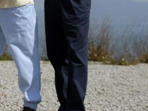 Suixtil Modena Navy Trousers