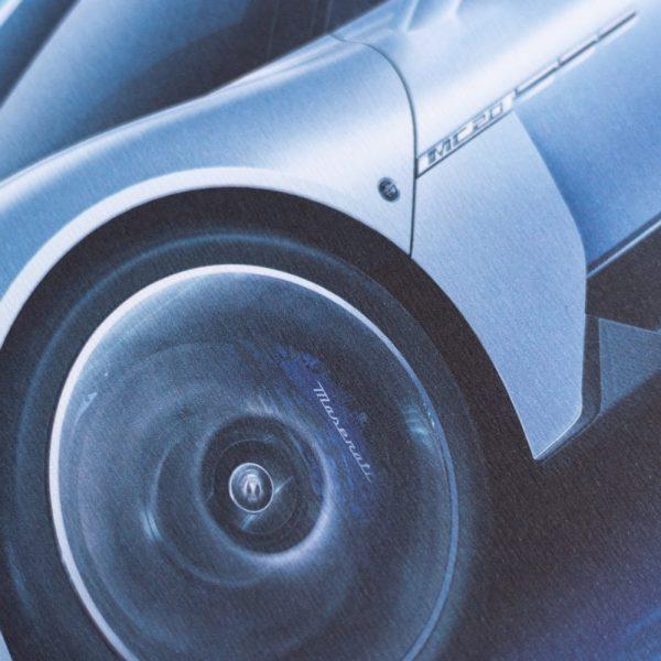 Maserati Corse 2020 | MC20 Side | Collector's Edition image 3 on GreatBritishMotorShows.com