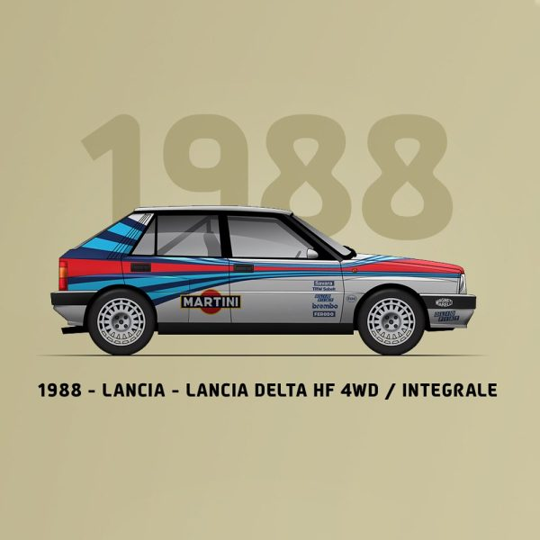 WRC Constructors' Champions 1973-2019 - 47th Anniversary | Limited Edition image 11 on GreatBritishMotorShows.com