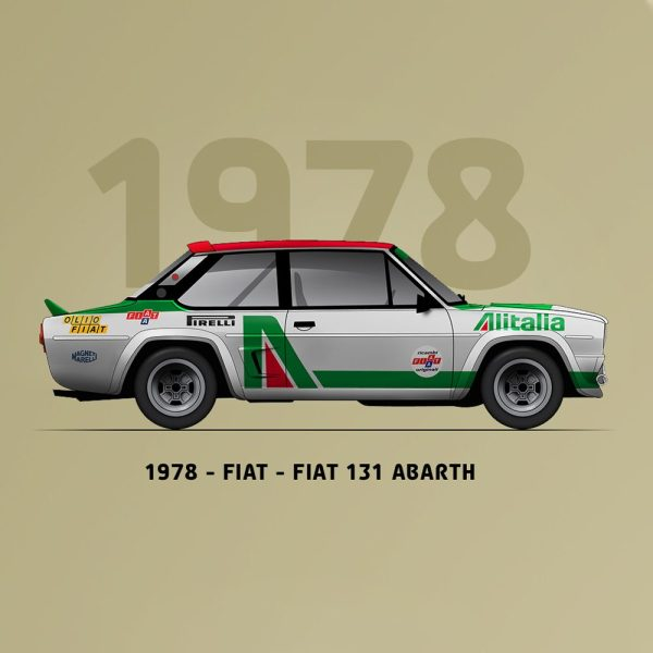 WRC Constructors' Champions 1973-2019 - 47th Anniversary | Limited Edition image 7 on GreatBritishMotorShows.com