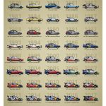 WRC Constructors' Champions 1973-2019 - 47th Anniversary | Limited Edition image 1 on GreatBritishMotorShows.com
