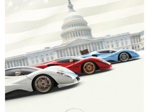 De Tomaso - Mission AAR - American Automotive Renaissance | Collector's Edition image 1 on GreatBritishMotorShows.com