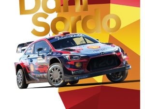 Hyundai Motorsport - Rally Italia Sardegna 2019 - Dani Sordo | Collector's Edition image 1 on GreatBritishMotorShows.com