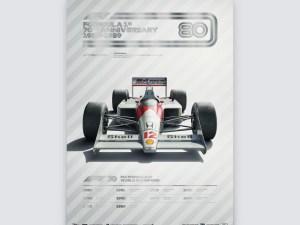 FORMULA 1® DECADES - 80s McLaren | Collector's Edition