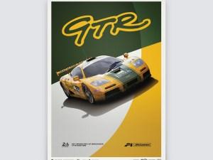 McLaren F1 GTR - Mach One Racing - 1995 | Limited Edition