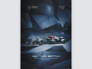 Mercedes-AMG Petronas F1 Team - Valtteri Bottas - 2021 | Collector's Edition