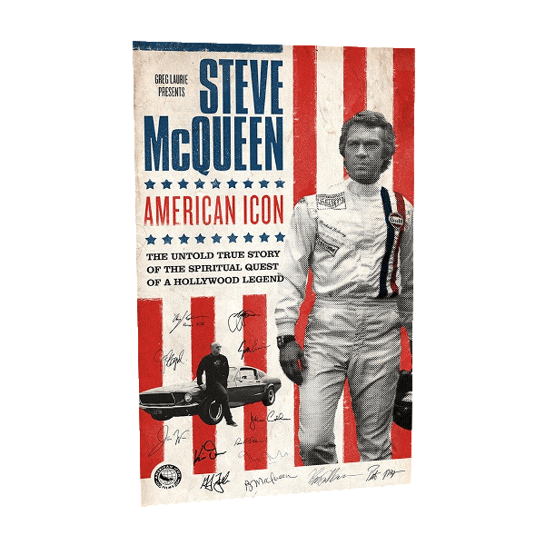steve mcqueen the salvation of an american icon movie poster