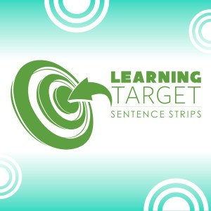 Learning Target Sentence Strip front cover
