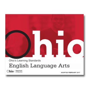 Cover - ELA Standards Ohio