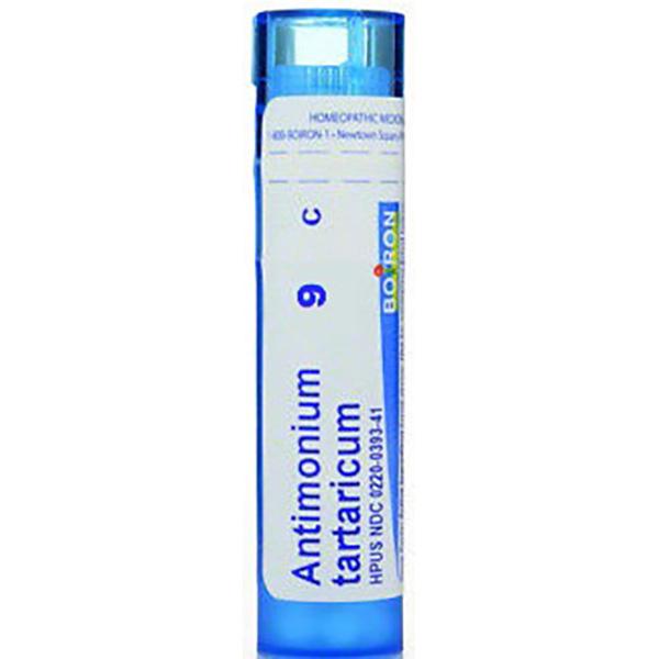 Antimonium Tartaricum 9C