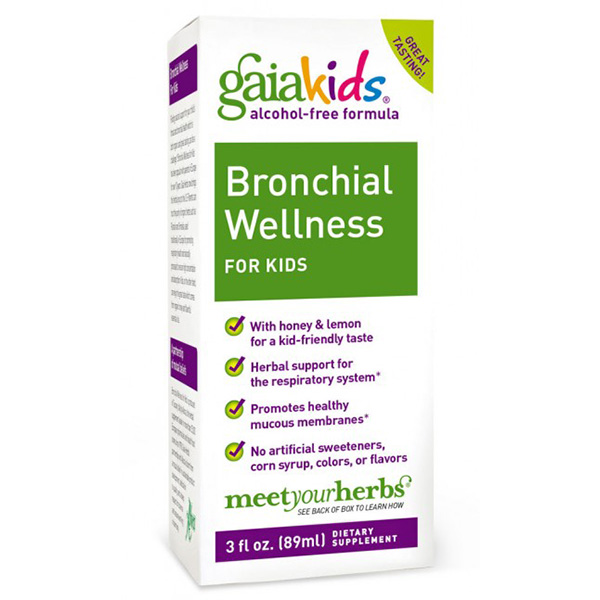 Bronchial Wellness for Kids