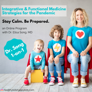Integrative & Functional Medicine Strategies for the Pandemic - Dr. Song 1-On-1