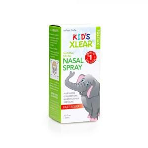 Kid's Xlear Nasal Spray