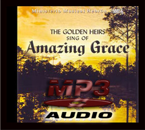 The Golden Heirs, Amazing Grace - Vol.4 - Full CD Download-0
