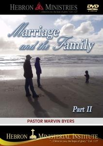 Marriage and the Family II - 2007 - DVD-0