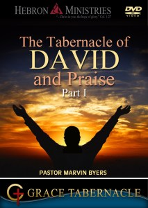 The Tabernacle of David and Praise - DVD -0