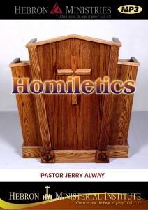 Homiletics - 2010 - MP3-0