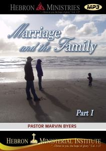 Marriage and the Family I - 2007 - MP3-0
