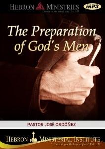 The Preparation of God's Men - 2010 - MP3-0
