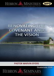 Renovating the Covenant and the Vision - 2008 - MP3-0