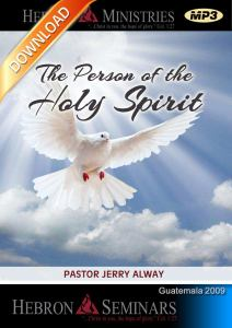 The Person of the Holy Spirit - 2009 - Download-0