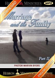 Marriage and the Family II - 2007 - Download-0