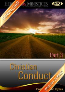 Christian Conduct Series Part 3 - 2012 - Download-0