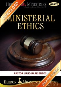 Ministerial Ethics - 2013 - Download-0