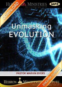 Unmasking Evolution - 2012 - Download-0