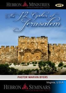 The Twelve Gates of Jerusalem - MP3-0