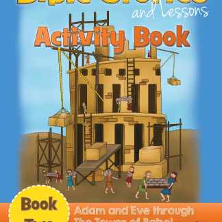 FREE Interactive Guide for Bible Stories and Lessons II-0