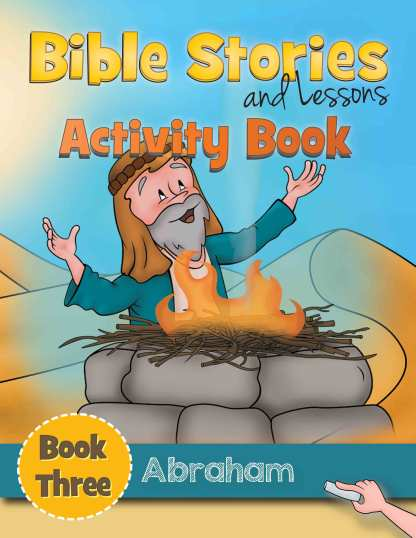 FREE Interactive Guide for Bible Stories and Lessons III-0