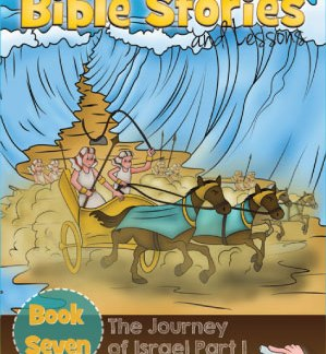 Bible Stories and Lessons: Book Seven-0