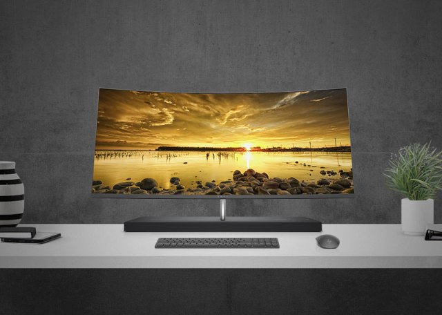 HP ENVY Curved All-In-One 34