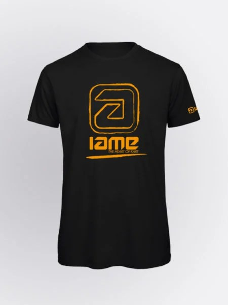 IAME Vibration Orange Tshirt