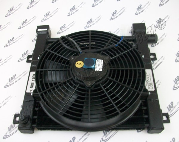 Thermal Transfer MF15 Fan Driven Oil Cooler