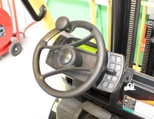 Changing Forklift passwords: Hyster and Yale