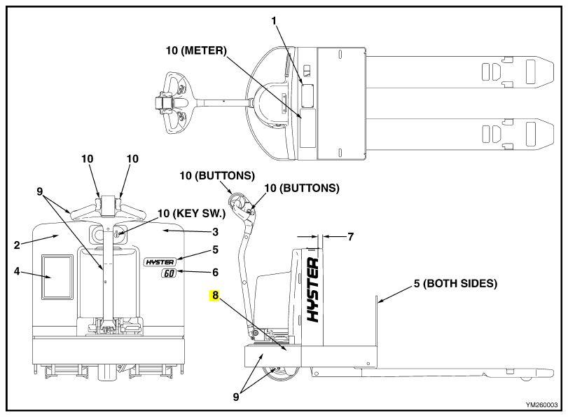 hyster 60 forklift wiring diagram 2007 club car precedent 48v archives - intella liftparts