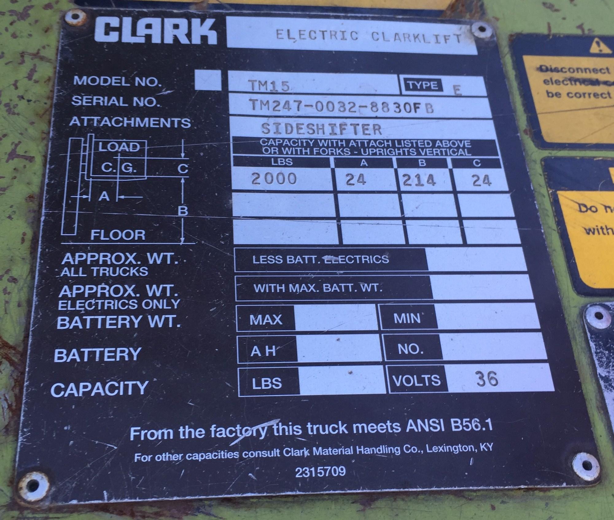 hight resolution of clark forklift s serial number clark forklift s serial number