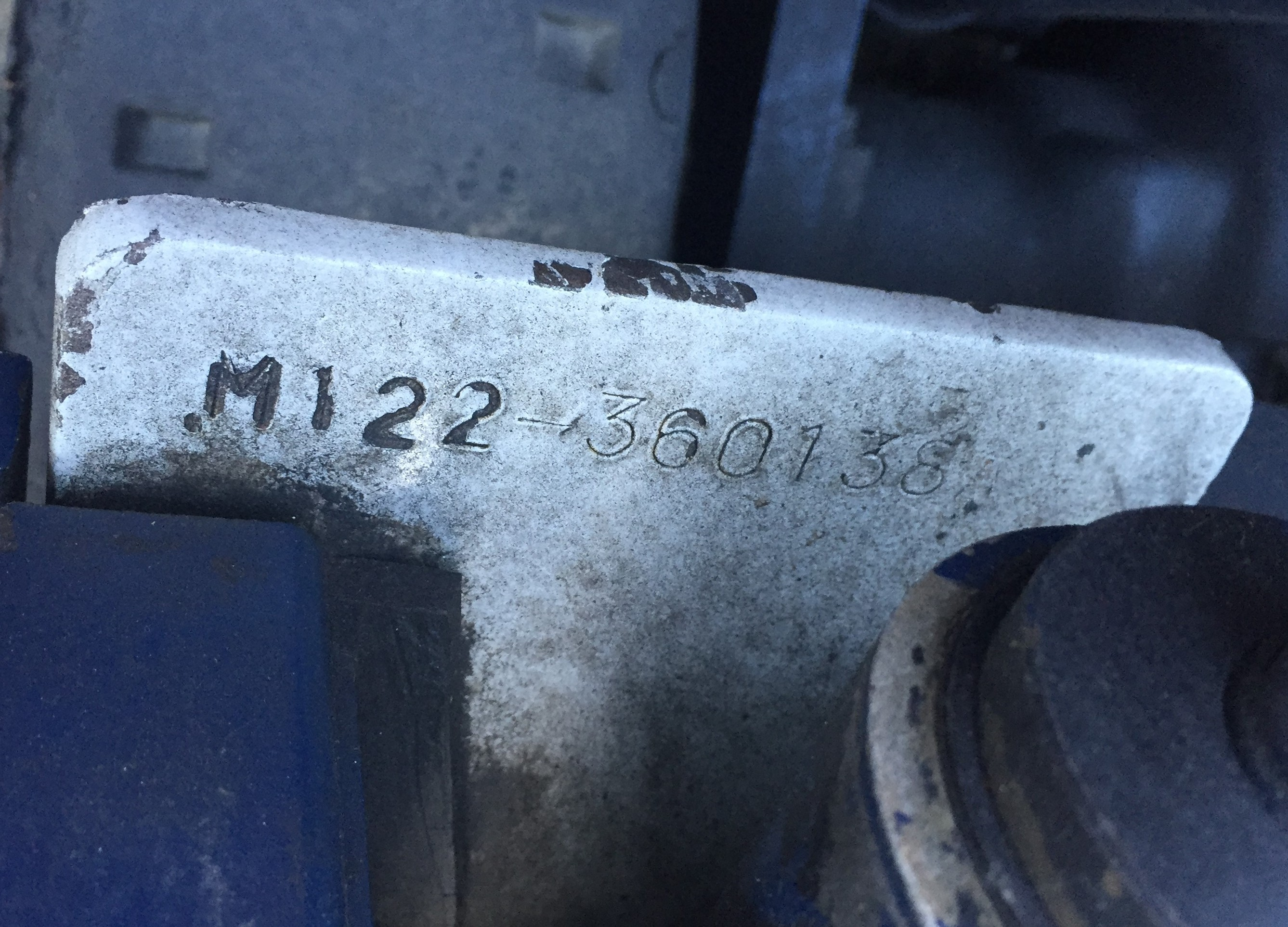 Chaise Number Where Do I Find My Komatsu Forklift S Serial Number