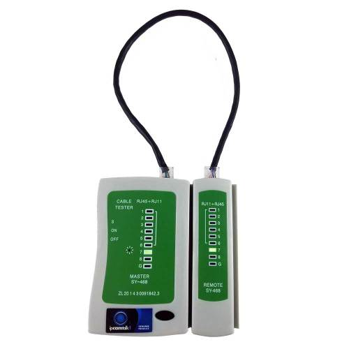 small resolution of cat5e cat6 ethernet network lan cable tester test tool rj45 rj11 rj12