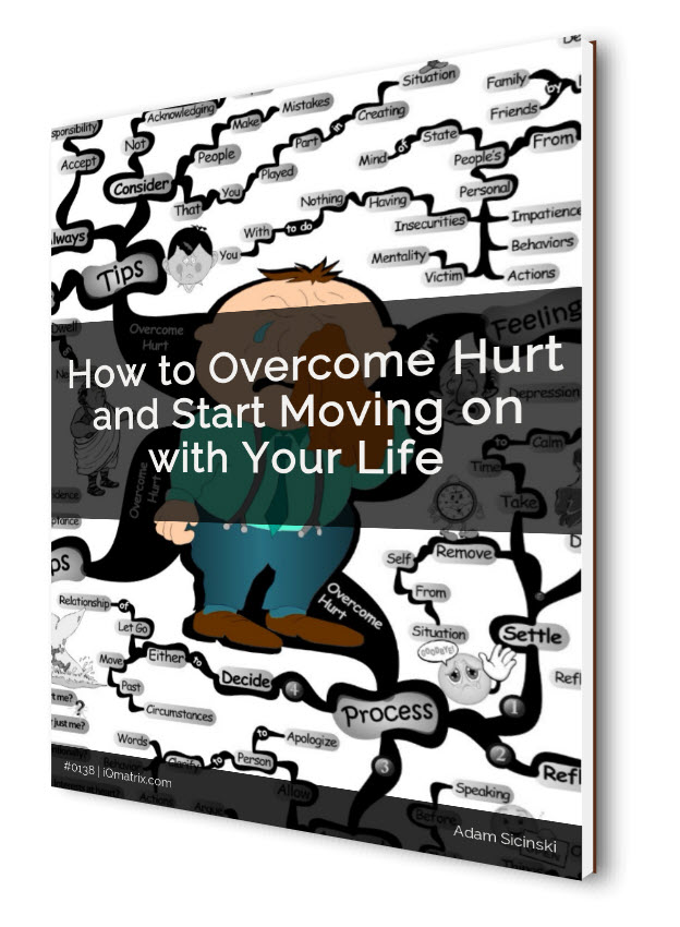 Overcoming Hurt eBook