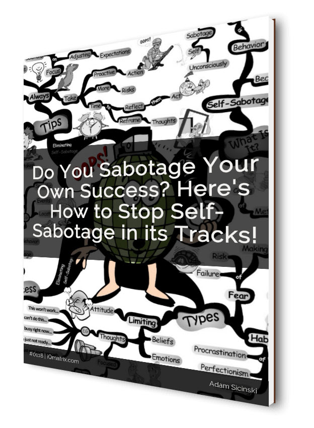 Self-Sabotage Patterns eBook