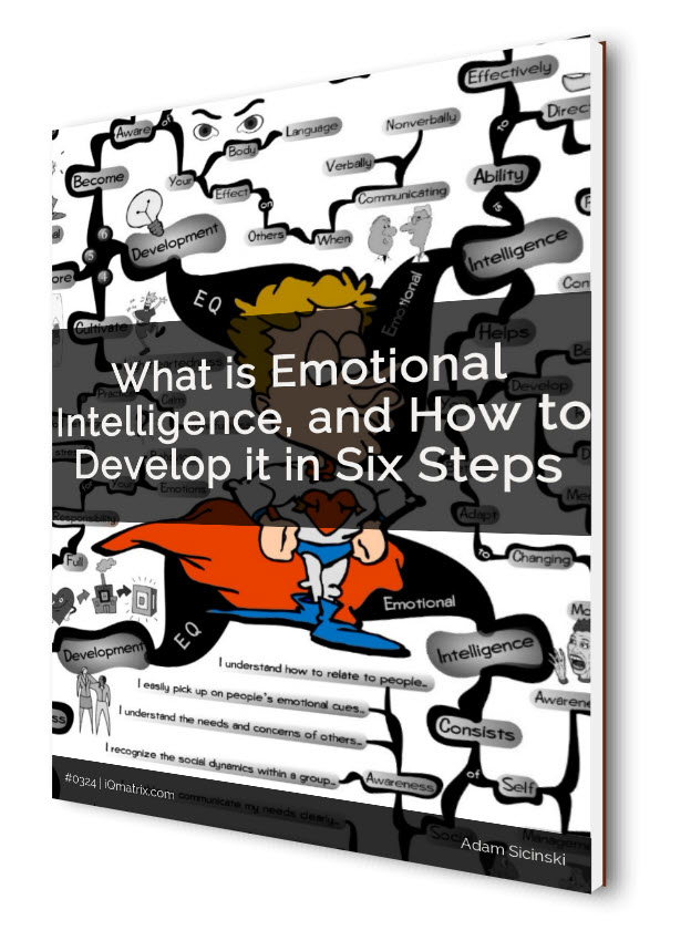 Developing Emotional Intelligence eBook