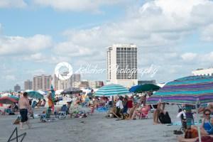 ATLANTIC CITY, NJ – AUGUST 17: Atlantic City Beach during the Annual Atlantic City Air Show on August 17, 2016 - Kelleher Photography Store