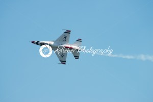ATLANTIC CITY, NJ – AUGUST 17: U.S. Air Force Thunderbirds at the Annual Atlantic City Air Show on August 17, 2016 - Kelleher Photography Store