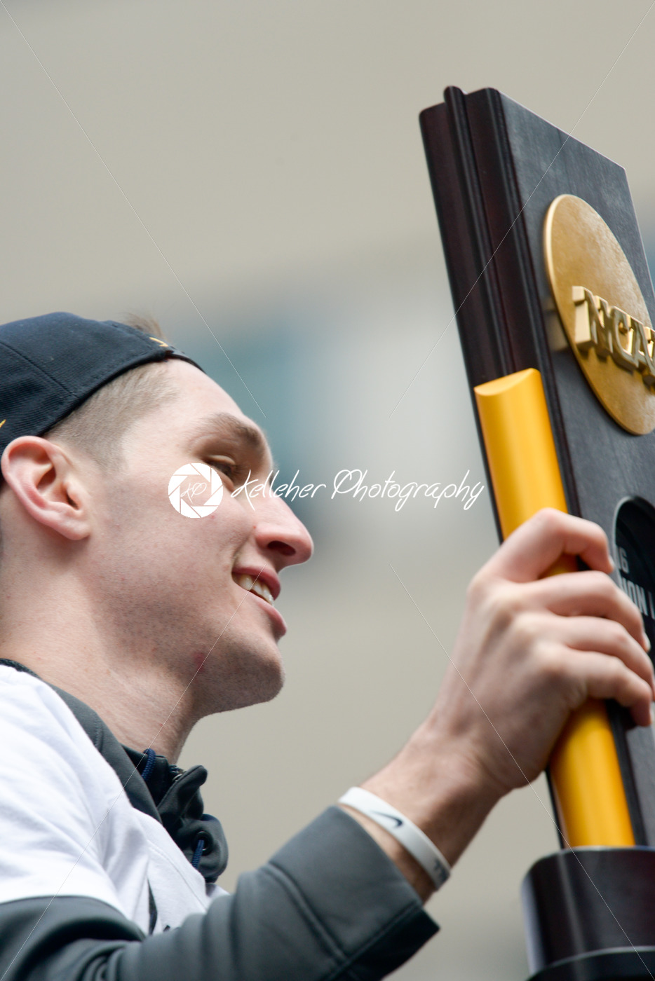 PHILADELPHIA, PA – APRIL 8: Celebration Parade for Villanova Men's Basketball Team, 2016 NCAA Champions on April 8, 2016 - Kelleher Photography Store