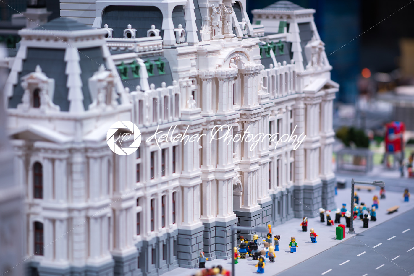 PLYMOUTH MEETING, PA - APRIL 6: Grand Opening of Legoland ...