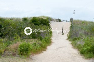 Sand dunes along the New Jersey shore in Wildwood - Kelleher Photography Store